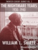 The Nightmare Years, 1930-1940 (eBook, ePUB)