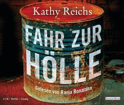 Fahr zur Hölle / Tempe Brennan Bd.14 (MP3-Download) - Reichs, Kathy