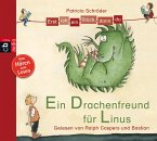 Ein Drachenfreund für Linus / Erst ich ein Stück, dann du Bd.1 (MP3-Download)