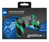 GIOTECK Controller Skin 1 - Camouflage (PlayStation 4)