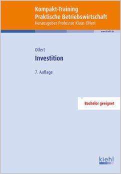 Kompakt-Training Investition - Olfert, Klaus
