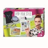 Noris 606318080 - Pimp your Style, Handmade mit Enie, Bastelset, Deko-Set