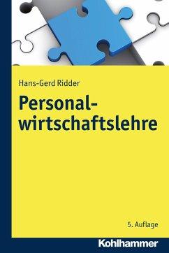 Personalwirtschaftslehre - Ridder, Hans-Gerd