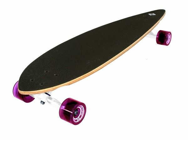 longboard pintail 102cm cloudy bei b immer portofrei. Black Bedroom Furniture Sets. Home Design Ideas