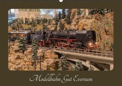 Modellbahn Gut Eversum (Wandkalender 2016 DIN A2 quer)