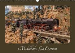 Modellbahn Gut Eversum (Wandkalender 2016 DIN A3 quer)