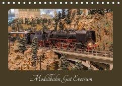 Modellbahn Gut Eversum (Tischkalender 2016 DIN A5 quer)