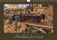 Modellbahn Gut Eversum (Wandkalender 2016 DIN A4 quer)