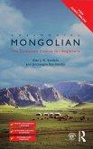 Colloquial Mongolian (eBook, PDF)