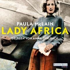 Lady Africa (MP3-Download) - McLain, Paula