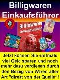 Billigwaren-Einkaufsführer (eBook, ePUB)