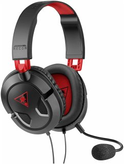 Turtle Beach Recon 50 Schwarz Over-Ear Stereo Gaming-Headset