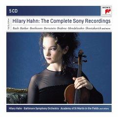Hilary Hahn-The Complete Sony Recordings - Hahn,Hilary