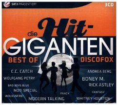 Die Hit Giganten Best Of Discofox - Diverse