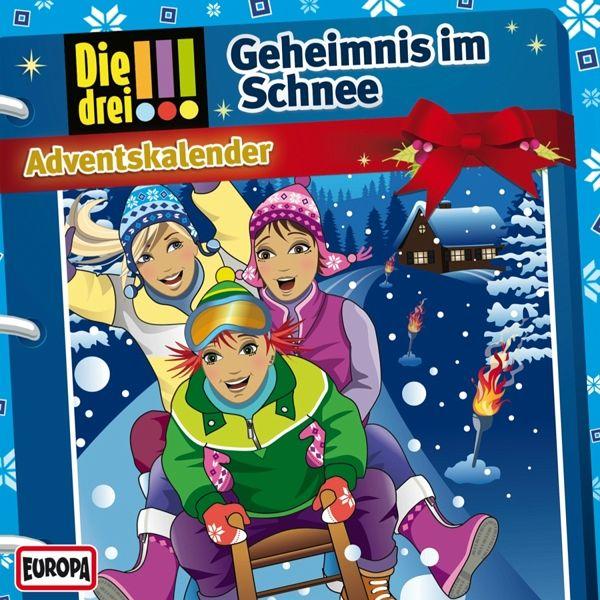 Geheimnis im Schnee - Adventskalender