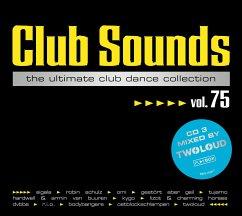 Club Sounds Vol. 75 - Diverse