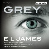 Grey - Fifty Shades of Grey von Christian selbst erzählt / Grey Bd.1 (MP3-Download)