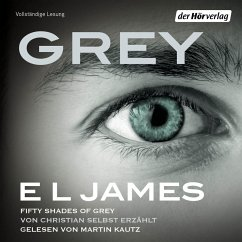 Grey - Fifty Shades of Grey von Christian selbst erzählt / Grey Bd.1 (MP3-Download) - James, E L
