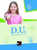 D.U. DeutschUnterricht 6 Baden-Württemberg Lehrbuch