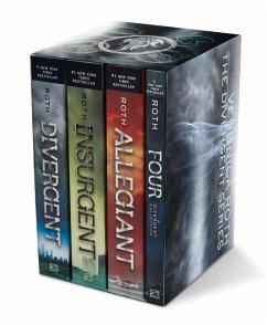 Divergent Series Set: Divergent, Insurgent, All...