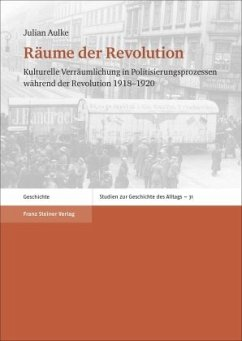 Räume der Revolution - Aulke, Julian