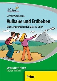 Vulkane und Erdbeben (PR) - Schuhmann, Stefanie