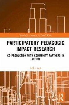 Participatory Pedagogic Impact Research - Seal, Mike (Newman University, UK)