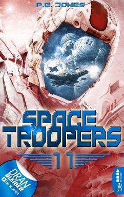 Der Angriff / Space Troopers Bd.11 (eBook, ePUB)