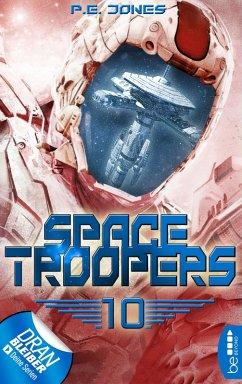 Ein riskanter Plan / Space Troopers Bd.10 (eBook, ePUB)