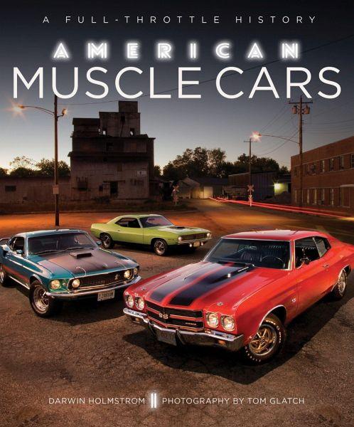 american muscle cars von d a r w i n h o l m s t r o m - englisches