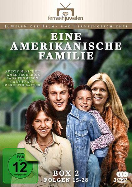 eine amerikanische familie box 2 4 discs auf dvd. Black Bedroom Furniture Sets. Home Design Ideas
