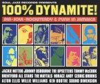 100% Dynamite!-Ska,Soul,Rocksteady & Funk In Jamai