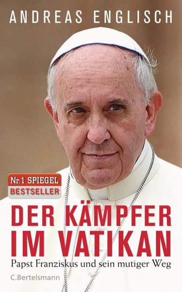 Der Kämpfer im Vatikan - Englisch, Andreas