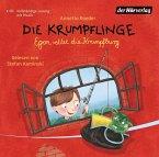 Egon rettet die Krumpfburg / Die Krumpflinge Bd.5 (1 Audio-CD)