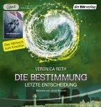 Letzte Entscheidung / Die Bestimmung Trilogie Bd.3 (MP3-CD)