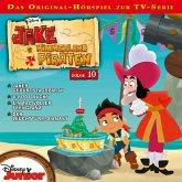 Disney - Jake und die Nimmerland Piraten - Folge 10 (MP3-Download)