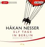 Elf Tage in Berlin, 1 MP3-CD