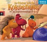 Der kleine Drache Kokosnuss - Hörspiel zur TV-Serie 05, Audio-CD