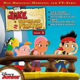 Disney - Jake und die Nimmerland Piraten - Folge 6 (MP3-Download)