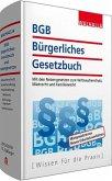 BGB - Bürgerliches Gesetzbuch und Nebengesetze Ausgabe 2015/2016
