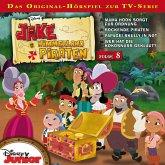 Disney - Jake und die Nimmerland Piraten - Folge 8 (MP3-Download)