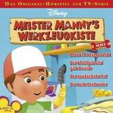 Disney Meister Manny's Werkzeugkiste - Folge 6 (MP3-Download)