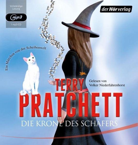 Die Krone des Schäfers / Ein Märchen von der Scheibenwelt Bd.6 (2 MP3-CDs) - Pratchett, Terry