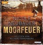 Moorfeuer / Kommissar Waechter Bd.2 (2 MP3-CDs)
