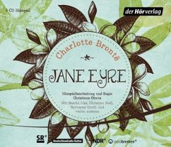 Jane Eyre, 3 Audio-CDs - Brontë, Charlotte