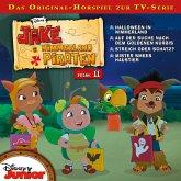 Disney - Jake und die Nimmerland Piraten - Folge 11 (MP3-Download)