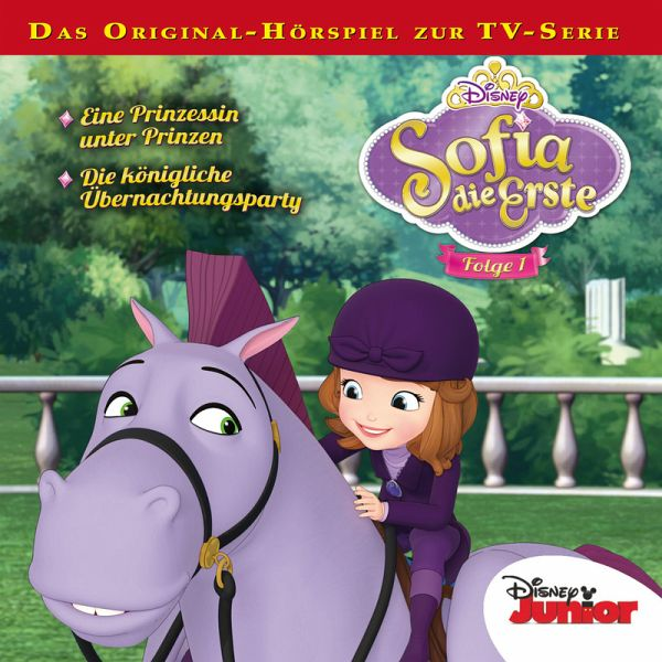 disney sofia die erste folge 1 mp3 download von gabriele bingenheimer marian szymczyk. Black Bedroom Furniture Sets. Home Design Ideas