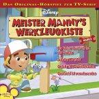 Disney Meister Manny's Werkzeugkiste - Folge 2 (MP3-Download)