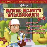 Disney Meister Manny's Werkzeugkiste - Folge 1 (MP3-Download)