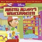 Disney Meister Manny's Werkzeugkiste - Folge 8 (MP3-Download)